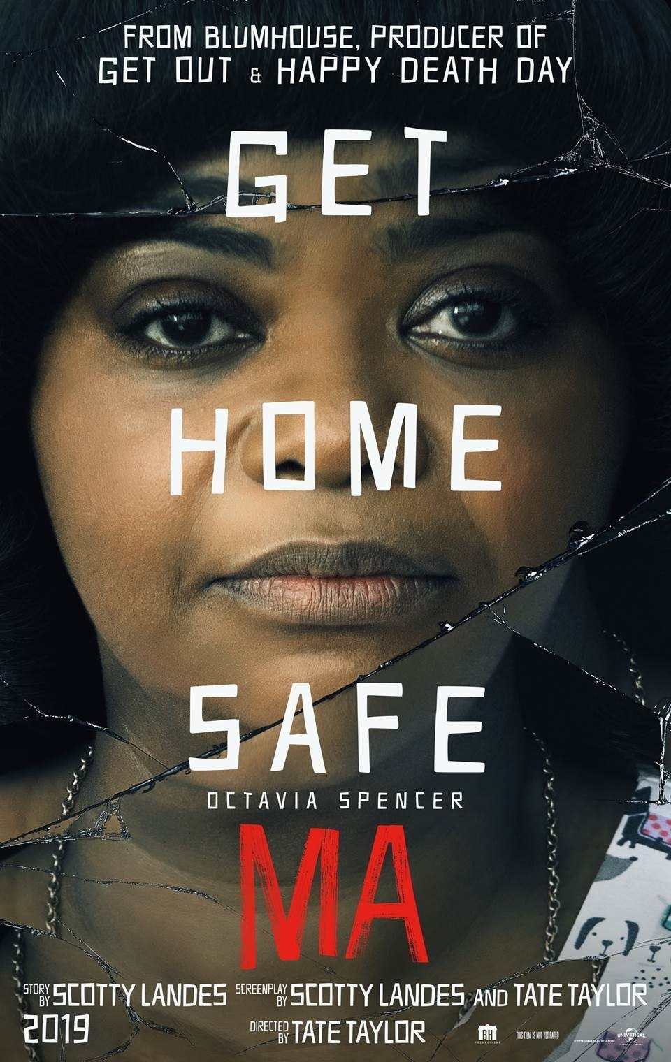 Ma 2019 Poster - New Poster for Blumhouse Horror Movie MA Starring Octavia Spencer