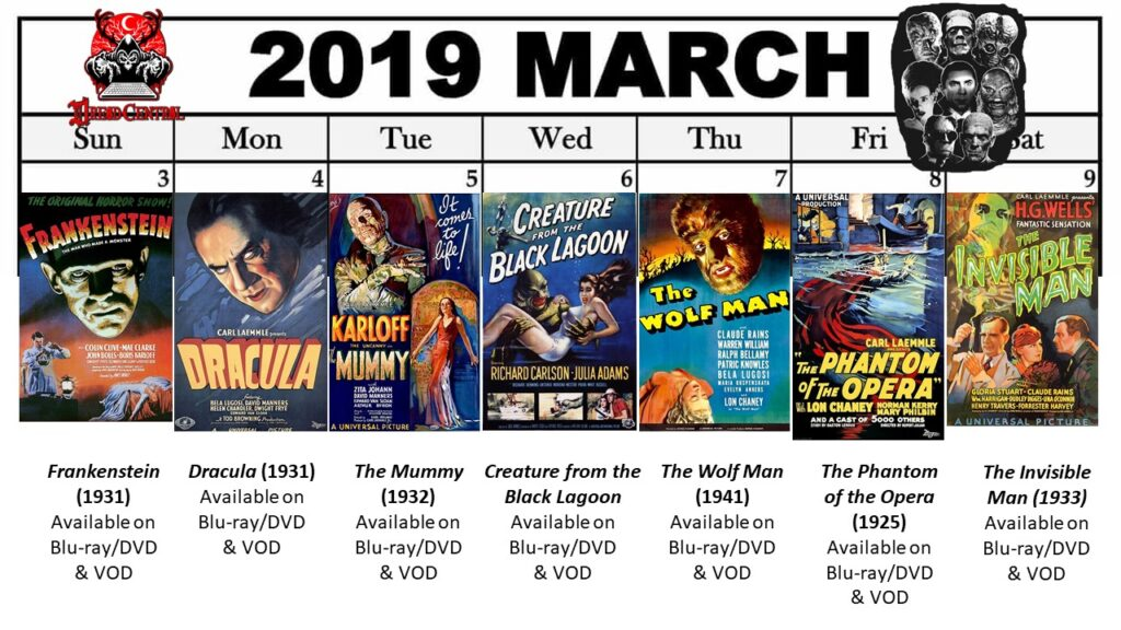 March 2019 Week 2 1024x576 - March Monster Madness: Dread Central's 31-Day Challenge for March 2019