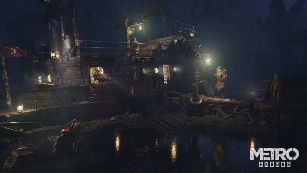 Mutant Crabs 1024x576 - METRO: EXODUS Review - Still Technically About Trains