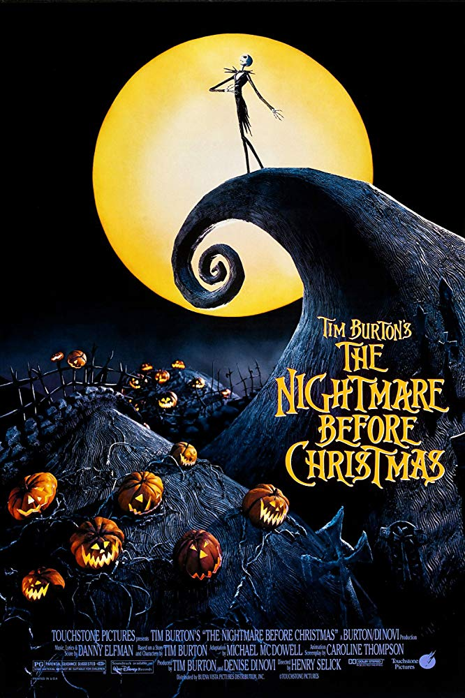 Nightmare Before Christmas Poster - THE NIGHTMARE BEFORE CHRISTMAS Sequel Will Be a YA Novel Focusing on Sally
