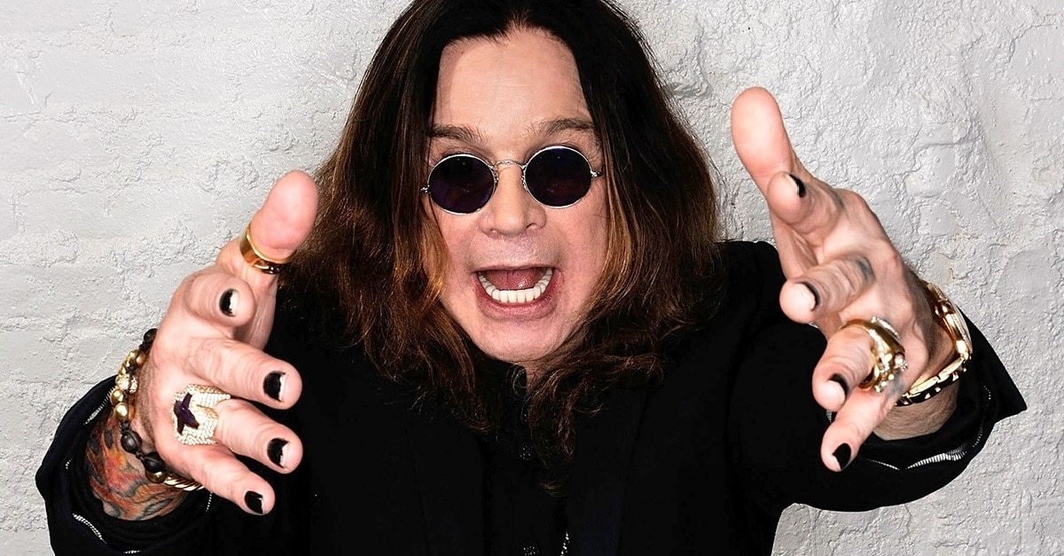 Ozzy Osbourne Banner - Ozzy Hospitalization Update: Things Were More Serious Than First Reported but the Worst is Over