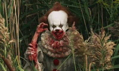 Pennywise 2017 Banner 400x240 - IT: CHAPTER TWO May Literally Be the Bloodiest Movie Ever Made
