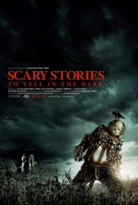 Scary Stories to Tell in the Dark Poster 202x300 - Guillermo del Toro Got His Star on Hollywood's Walk of Fame Yesterday! Check Out the Video