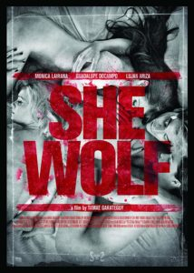 She Wolf Poster 214x300 - Sex, Death, and Monsters: NSFW Trailer for SHE WOLF Will Make You Howl