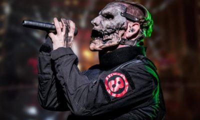 Slipknot Corey Taylor 400x240 - SLIPKNOT's Summer Tour Line Up Revealed