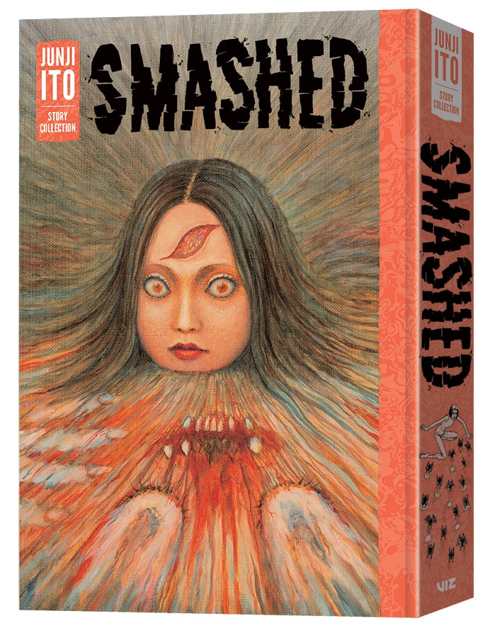 Smashed JunjiIto 3D - Manga Master Junji Ito to Make First North American Convention Appearance at Toronto Comic Arts Festival