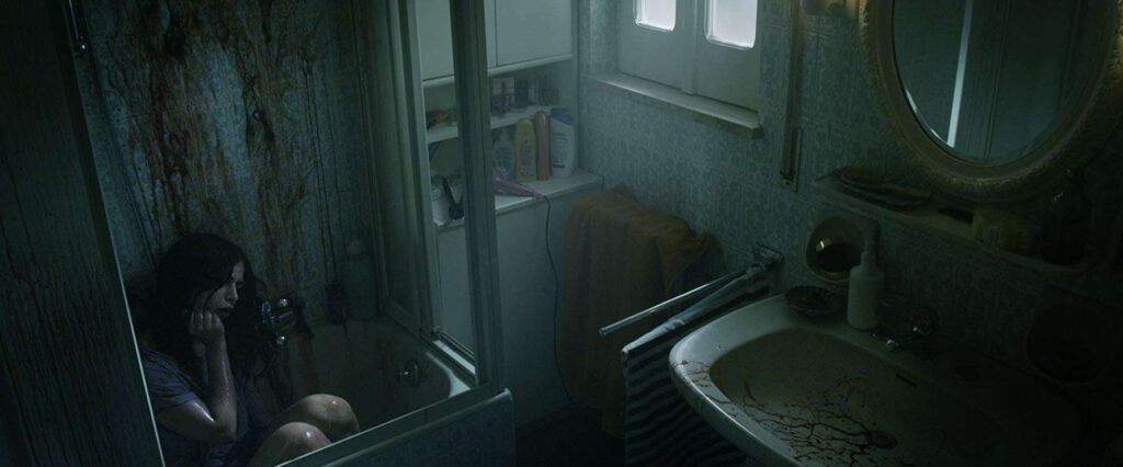 Spring bathroom 1024x426 - Zena's Period Blood: Why SPRING is Your Favorite Horror Romance