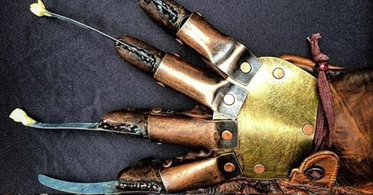 TSA Freddy Glove - The Scariest Thing Seized by the TSA in 2018 Was a Literal NIGHTMARE (ON ELM STREET)