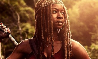 TWD Michonne Banner 400x240 - Michonne Recaps Events of THE WALKING DEAD Season 9 (So Far) in Latest Clip for the Show's Return