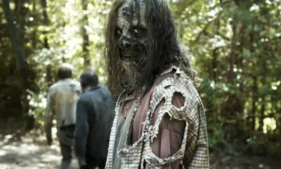 """TWD Whisperer 400x240 - Whisperers Bring Lydia Back into the Fold in Clip from Sunday's THE WALKING DEAD """"Guardian"""""""