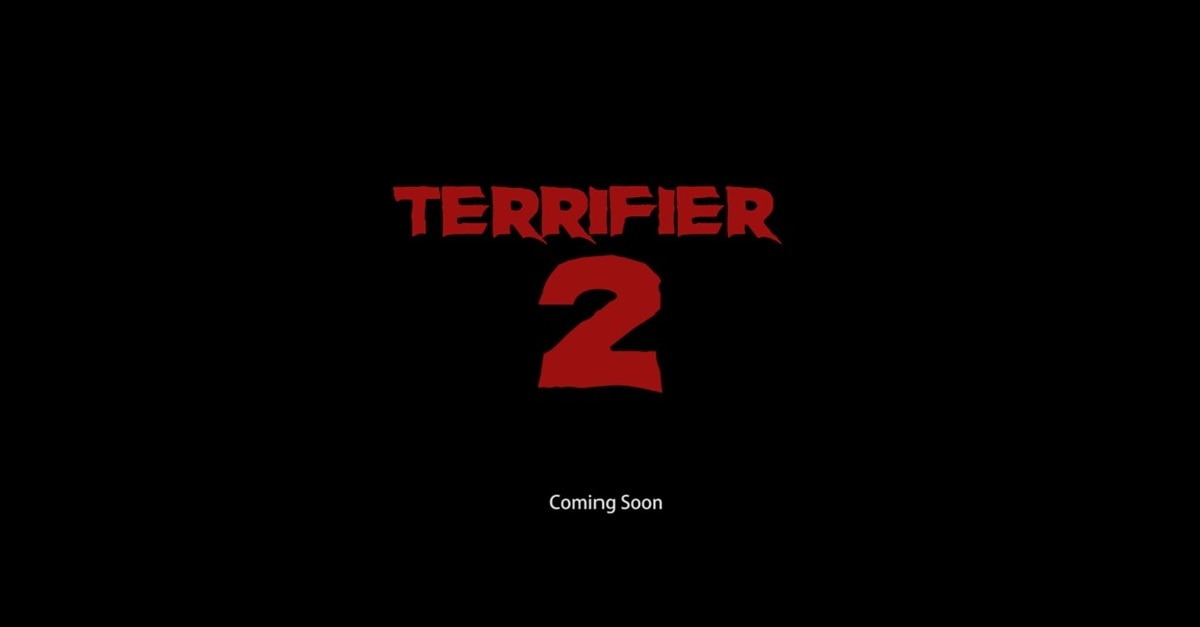 Terrifier 2 Banner - There's Already a Facebook Page for TERRIFIER 2! Follow Art the Clown's Every Move
