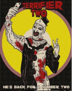 Terrifier 2 art 240x300 - There's Already a Facebook Page for TERRIFIER 2! Follow Art the Clown's Every Move