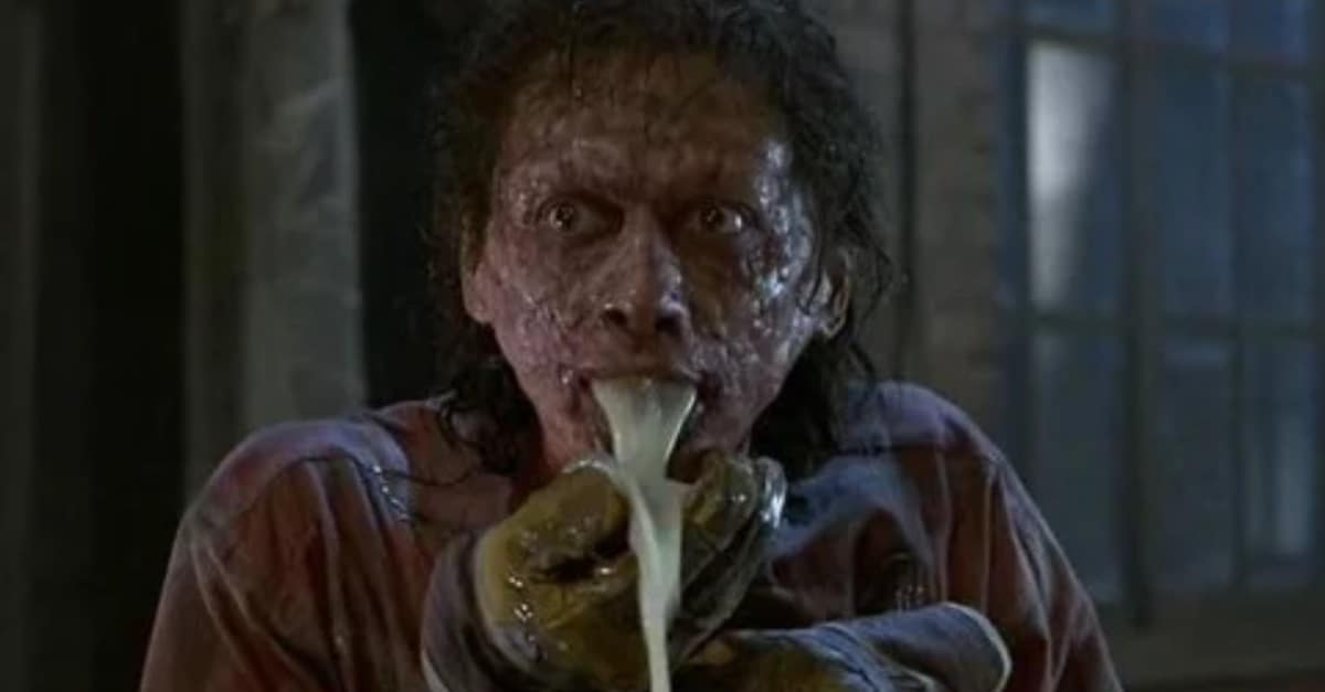 The Fly 1986 Vomit - Will Disney Swat THE FLY or Keep It Buzzing?