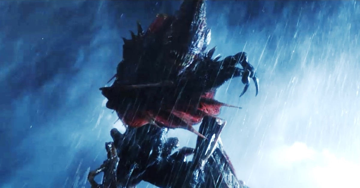 The Trench banner - James Wan Fuels Rumors of AQUAMAN Spinoff THE TRENCH