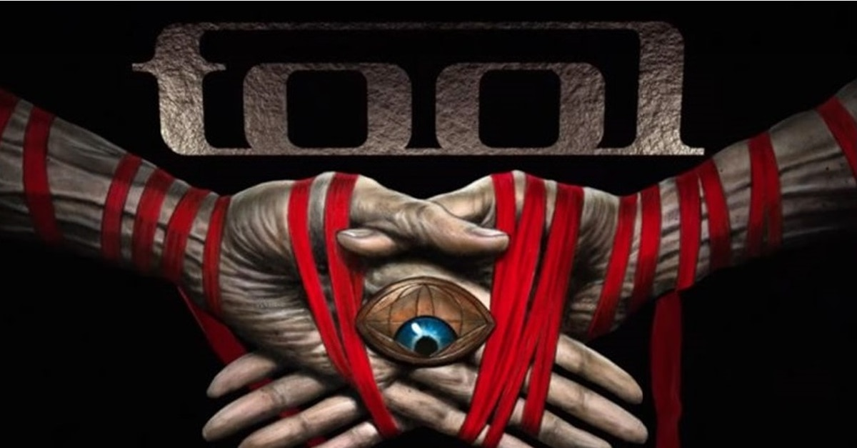 Tool Banner - TOOL's Entire Discography Available to Stream for the First Time Ever