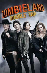 "Zombieland Double Tap Poster 192x300 - Woody Harrelson ""Literally Laughing All Day Long"" on ZOMBIELAND: DOUBLE TAP Production"