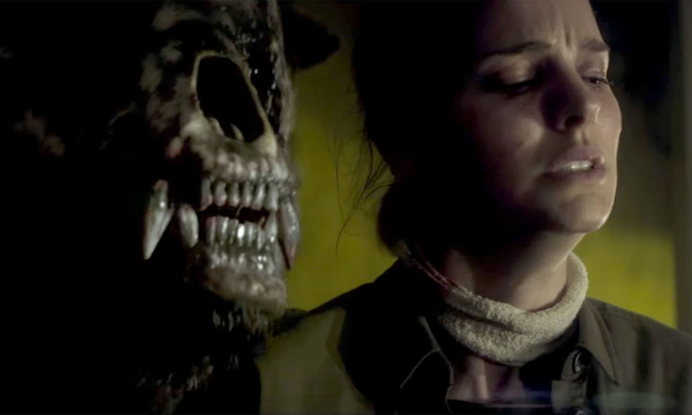 annihilationbearbanner 1000x600 - The Difficulties of Adapting Cosmic and Existential Horror to Film