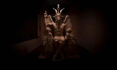 baphometstatuesatanbanner 400x240 - Hail Satan and Hallelujah! The Satanic Temple is Officially a Church!