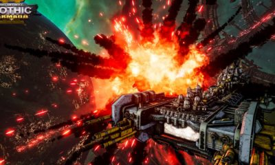 battlefleet Gothic Armada 2 featured 400x240 - BATTLEFLEET GOTHIC: ARMADA II Review - Space Horror On Space Boats With Space Bugs