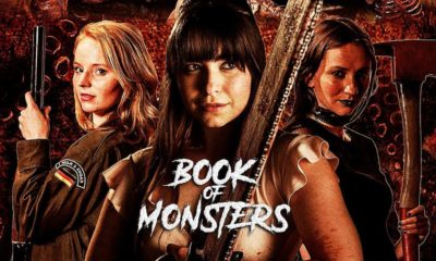 bookofmonstersbanner 400x240 - Top 5 Reasons to Watch BOOK OF MONSTERS This Weekend