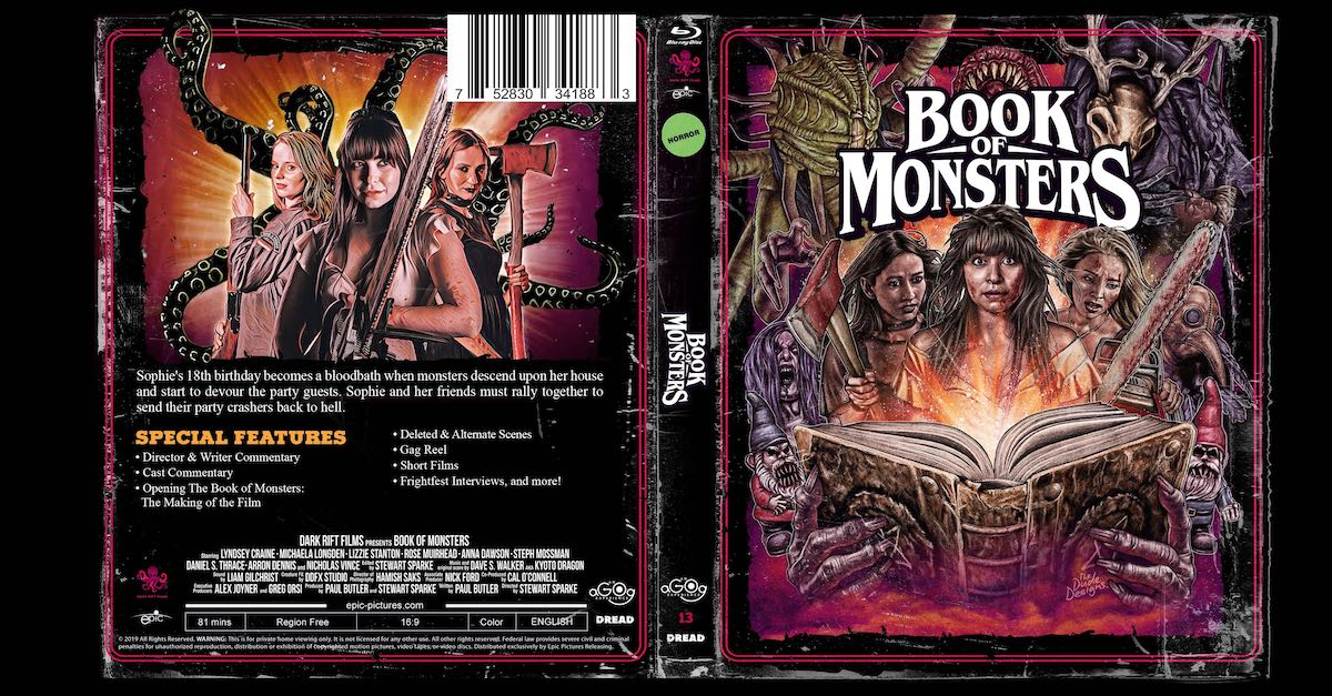 bookofmonstersbluraybanner1200x627 - DREAD Presents: BOOK OF MONSTERS Blu-ray Now Available for Pre-order!