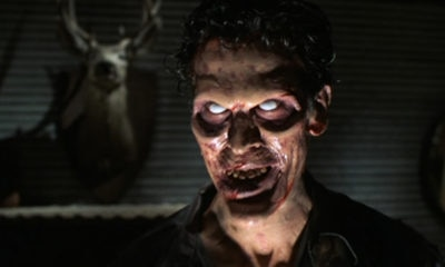 evildead2banner1200x627 400x240 - EVIL DEAD 2 4K Edition Gets Stunning and Bloody Trailer!