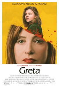 gretaposter 203x300 - Contest: Win Tickets to See Greta at Any MJR Theatres Location in Southeast Michigan