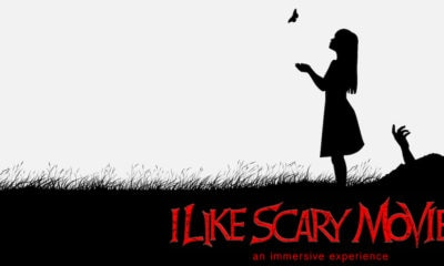 ilikescarymoviesbanner 400x240 - Exclusive Poster: I LIKE SCARY MOVIES Immersive Experience to Haunt Los Angeles