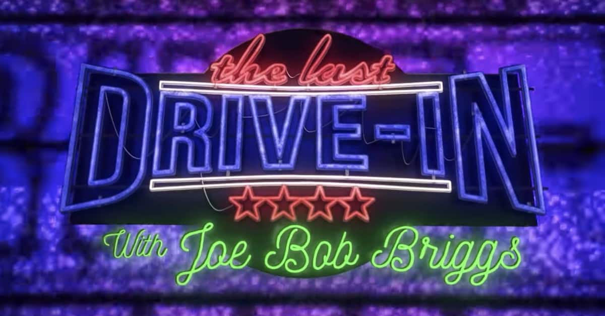 lastdriveinbanner - Joe Bob Briggs' THE LAST DRIVE-IN Shudder Series Gets Official Trailer and Release Date