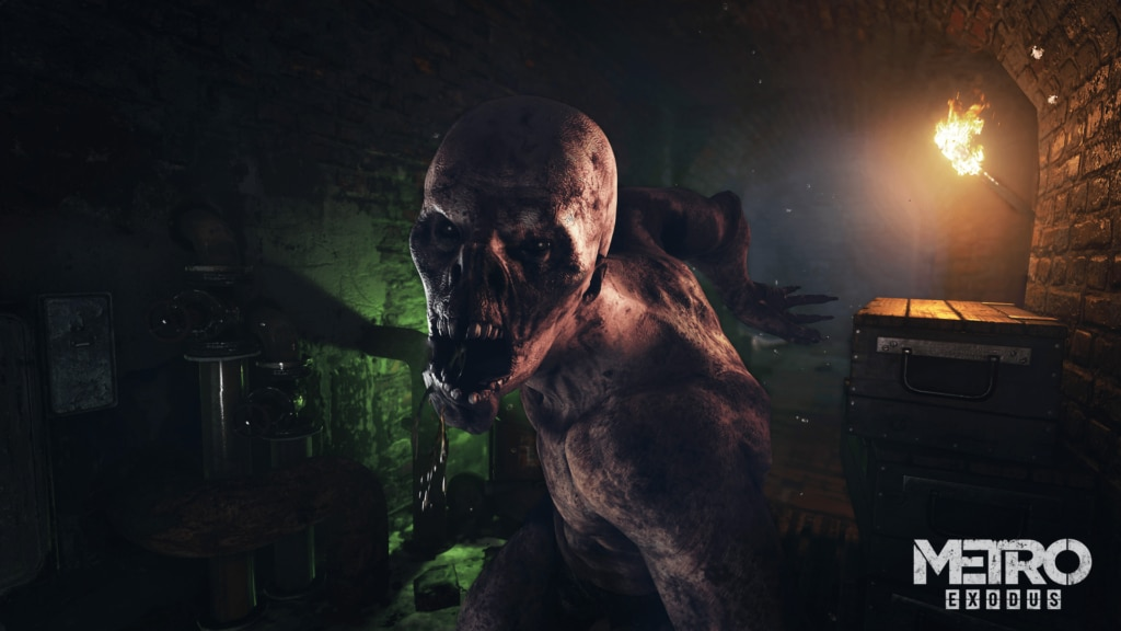 mutant bad 1024x576 - METRO: EXODUS Review - Still Technically About Trains