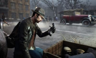 sinkingcitybanner 400x240 - Become a Detective in THE SINKING CITY's Lovecraftian World