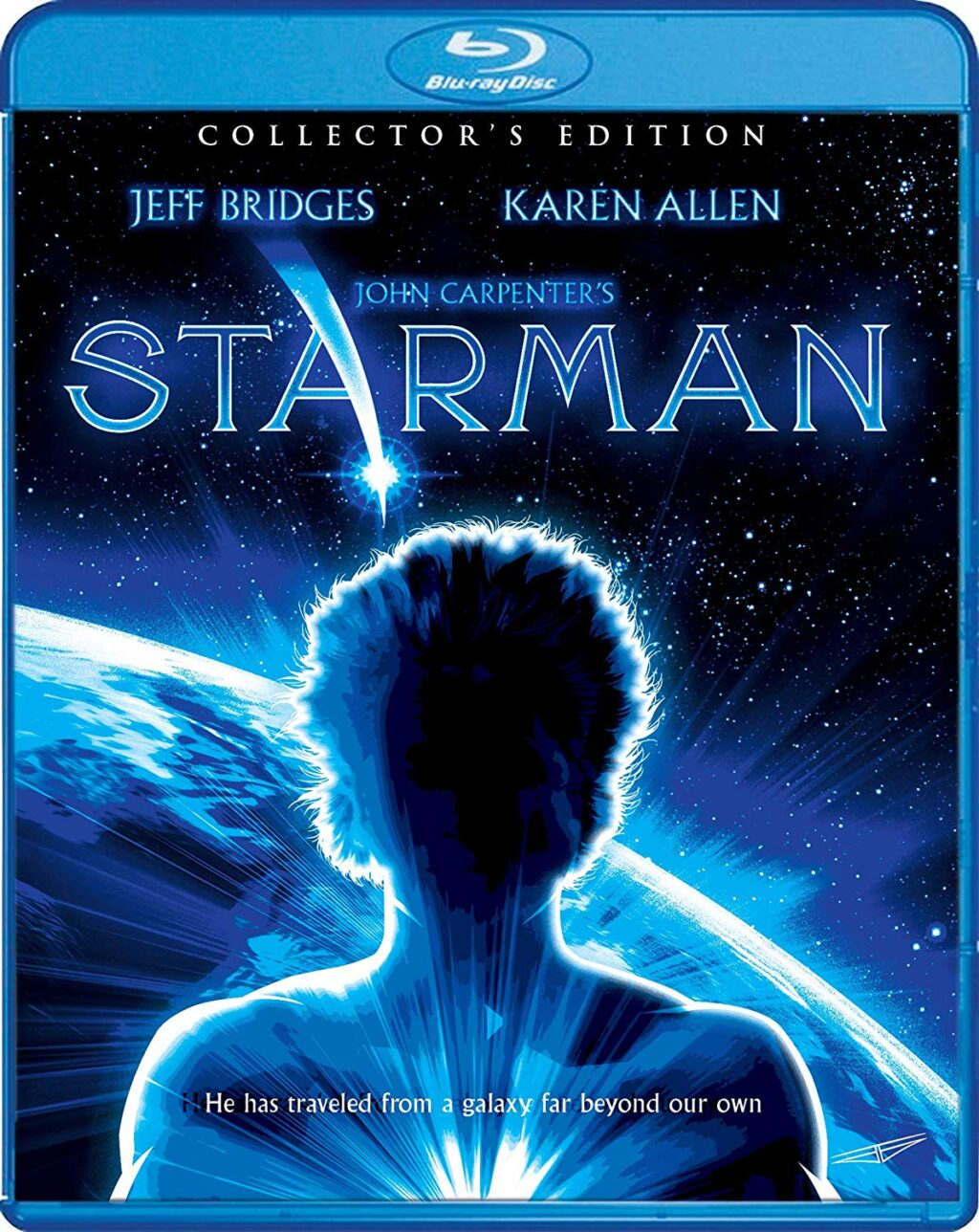 STARMAN Blu-ray Review - An Extraordinary Adventure in America's Backyard
