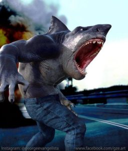 street sharks live action 1 255x300 - Jawesome Artwork Shows How A Live Action Street Sharks Movie Could Look