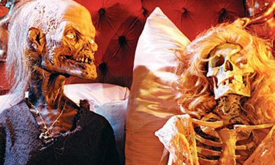 talesfromthebed 1 400x240 - Exhuming TALES FROM THE CRYPT: The Horror House of Well-Cooked Creeps