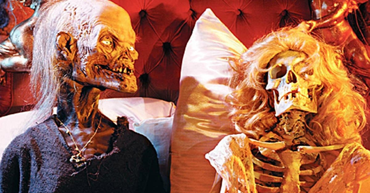 talesfromthebed 1 - Exhuming TALES FROM THE CRYPT: The Horror House of Well-Cooked Creeps