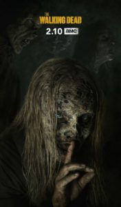 "whisperers leader alpha the walking dead 176x300 - The Kingdom Prepares to Clash with Whisperers in Clip from Sunday's THE WALKING DEAD ""Chokepoint"""
