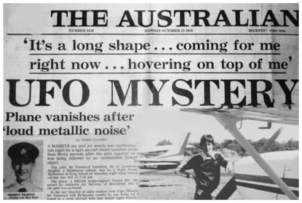 "03 Newspaper - DREAD: THE UNSOLVED Special Edition – ""The Flight Beyond"""