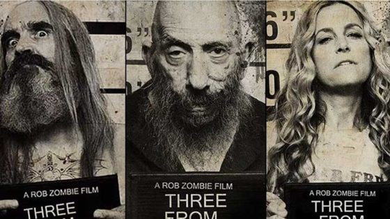 3 From Hell Mugshots  560x315 - THREE FROM HELL Will Probably See Fall 2019 Release