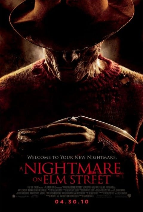 A Nightmare on Elm Street 2010 Poster - The A NIGHTMARE ON ELM STREET Remake is Scary