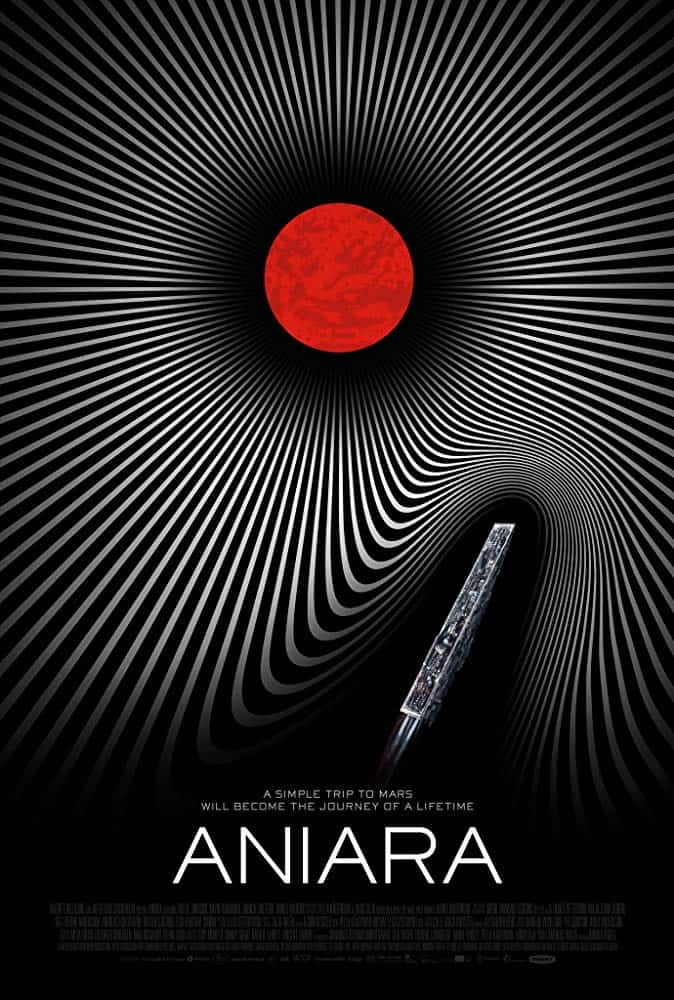Aniara 2019 Poster - Brutal Trailer for Horror/Sci-Fi ANIARA is Pure Cosmic Terror