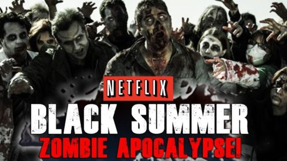 Black Summer Banner 560x315 - Hardcore Zombie Horror on Display in Trailer for BLACK SUMMER Coming to Netflix