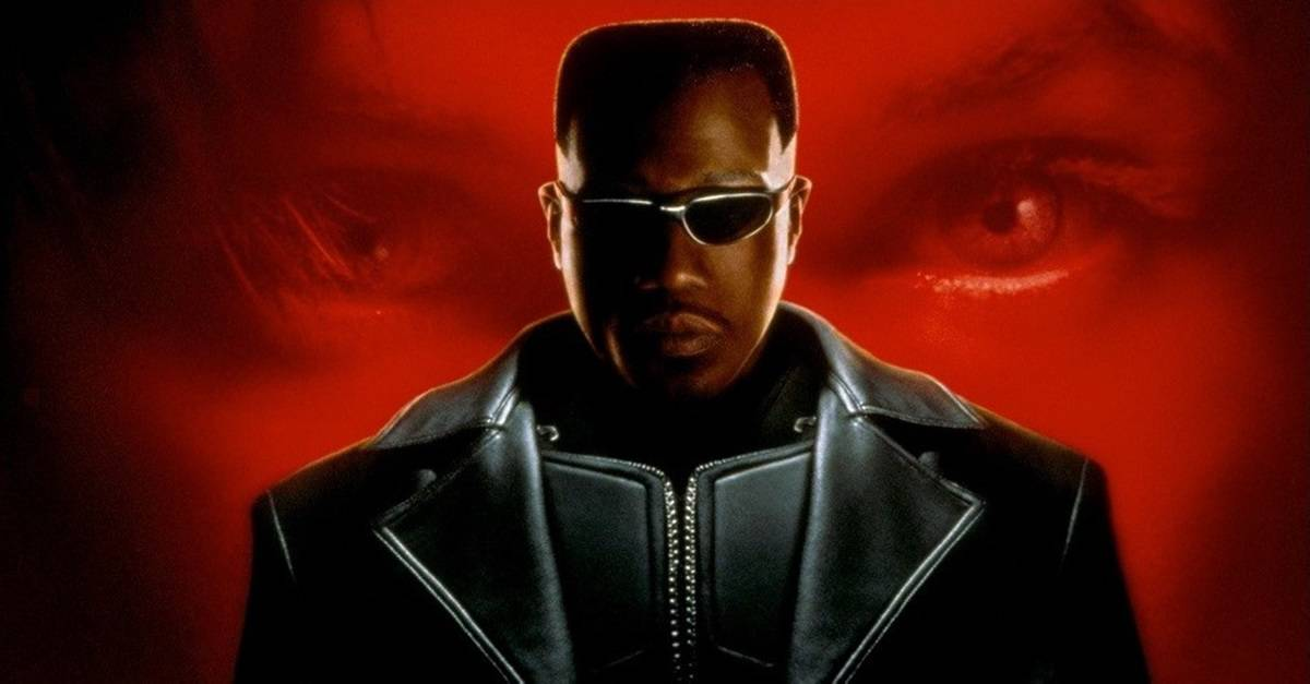 Blade Banner - Marvel Said to be Developing an R-Rated BLADE Reboot