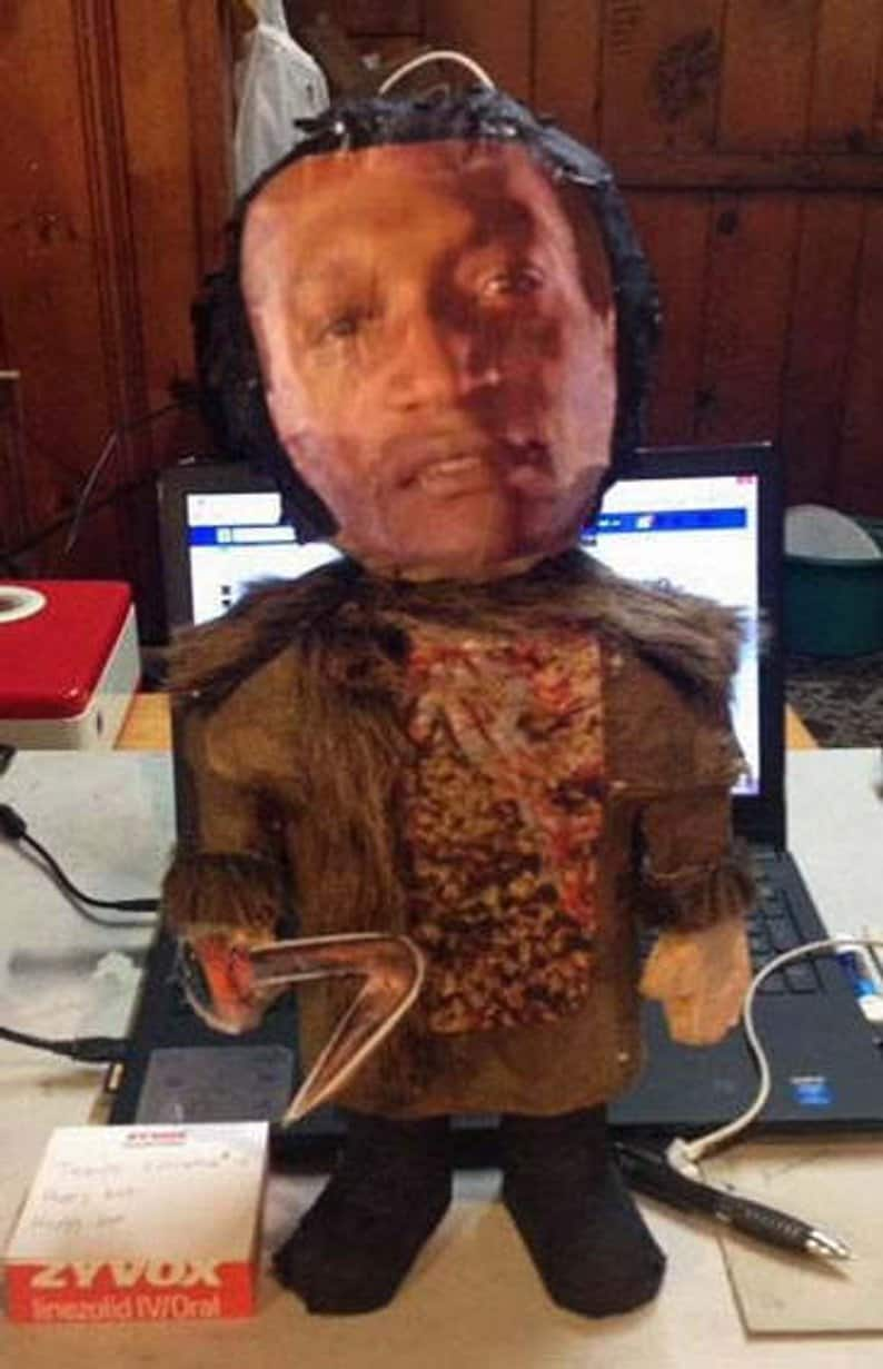 Candyman Piñata - Horror-Themed Piñatas from HANG ME Will Make Your Next Party a Smash