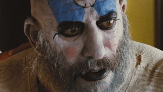 Captain Spaulding Banner 560x315 - Like Duh! Rob Zombie's THREE FROM HELL is Rated R for Sex, Drugs, and Extreme Depravity