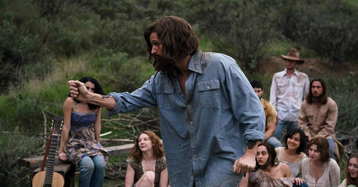 Charlie Says Banner - Trailer for Charles Manson Movie CHARLIE SAYS Humanizes the Murderers