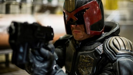 Dredd Banner 560x315 - What's Up with JUDGE DREDD: MEGA-CITY ONE? Short Documentary Examines the Situation