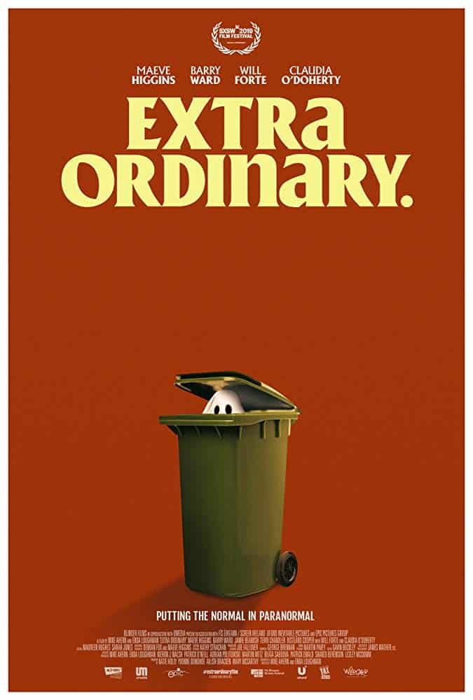 Extra Ordinary 2019 Poster - Trailer & Poster for Horror Comedy EXTRA ORDINARY Materialize Ahead of SXSW Premiere