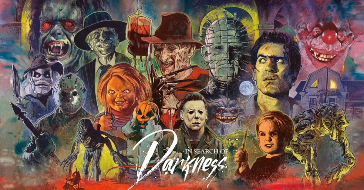 FEATURED Search of Darkness.001 1 - Horror Business: David Weiner, Director of  IN SEARCH OF DARKNESS, THE DEFINITIVE 80'S HORROR DOCUMENTARY.