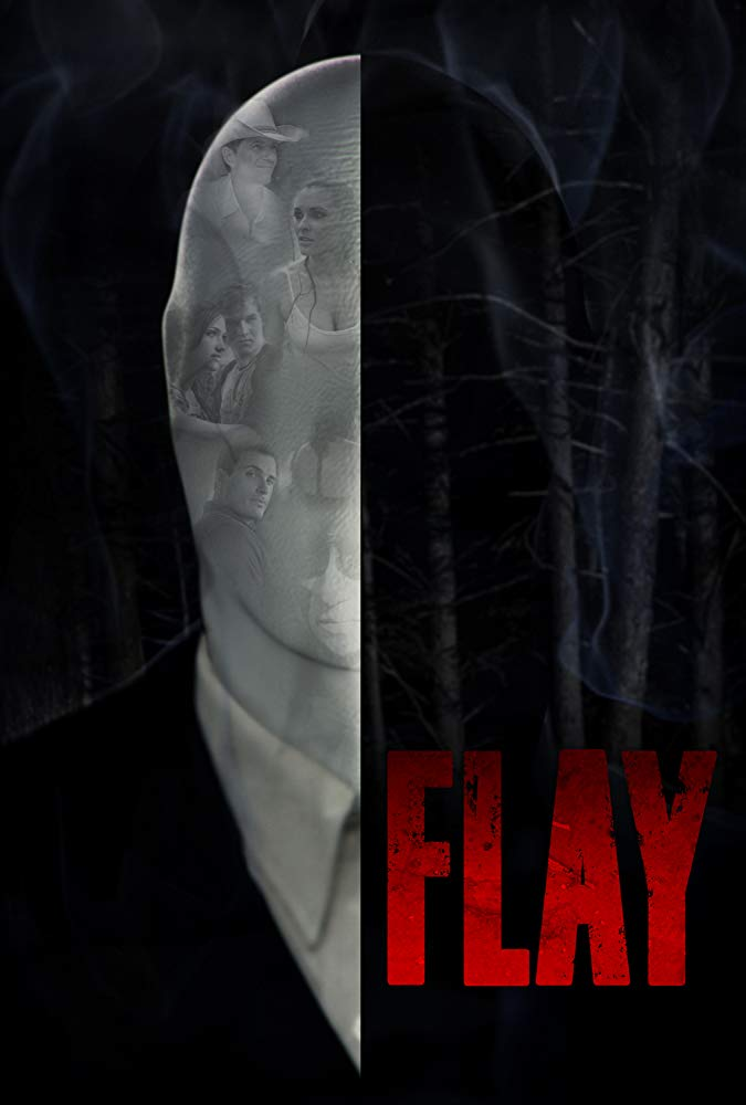 Flay poster - Sony Frees FLAY from SLENDER MAN Lawsuit! Look for it This April