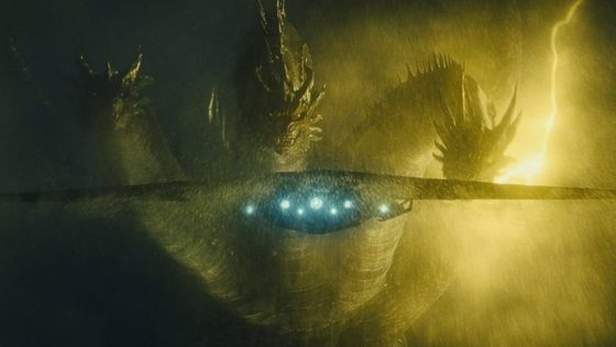 "Godzilla King of the Monsters Ghidorah 560x315 - GODZILLA: KING OF THE MONSTERS Producer Reveals Ghidorah ""Not Part of the Natural Order"""